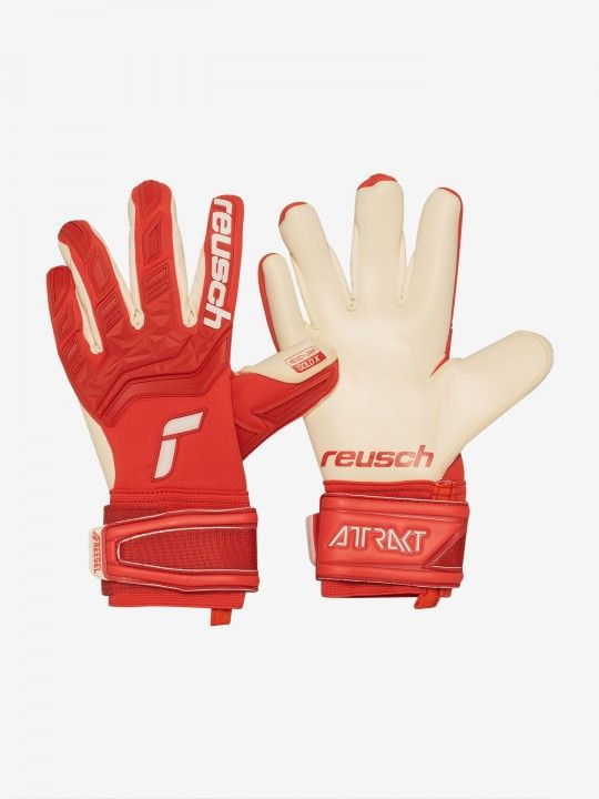 Reusch Attrakt Freegel Gold X Gloves