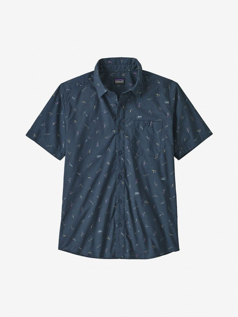 Camisa Patagonia Go To