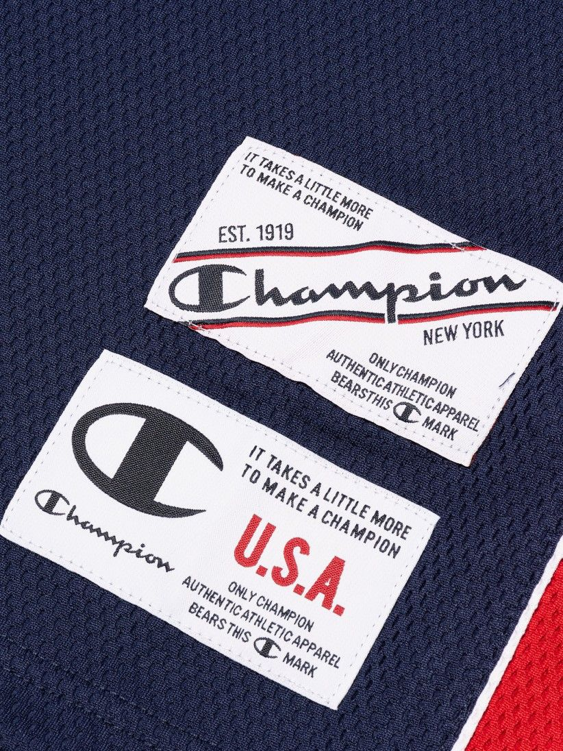 T-shirt Champion U.S.A New York