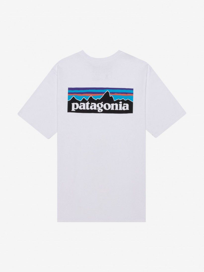 T-shirt Patagonia Logo Pocket