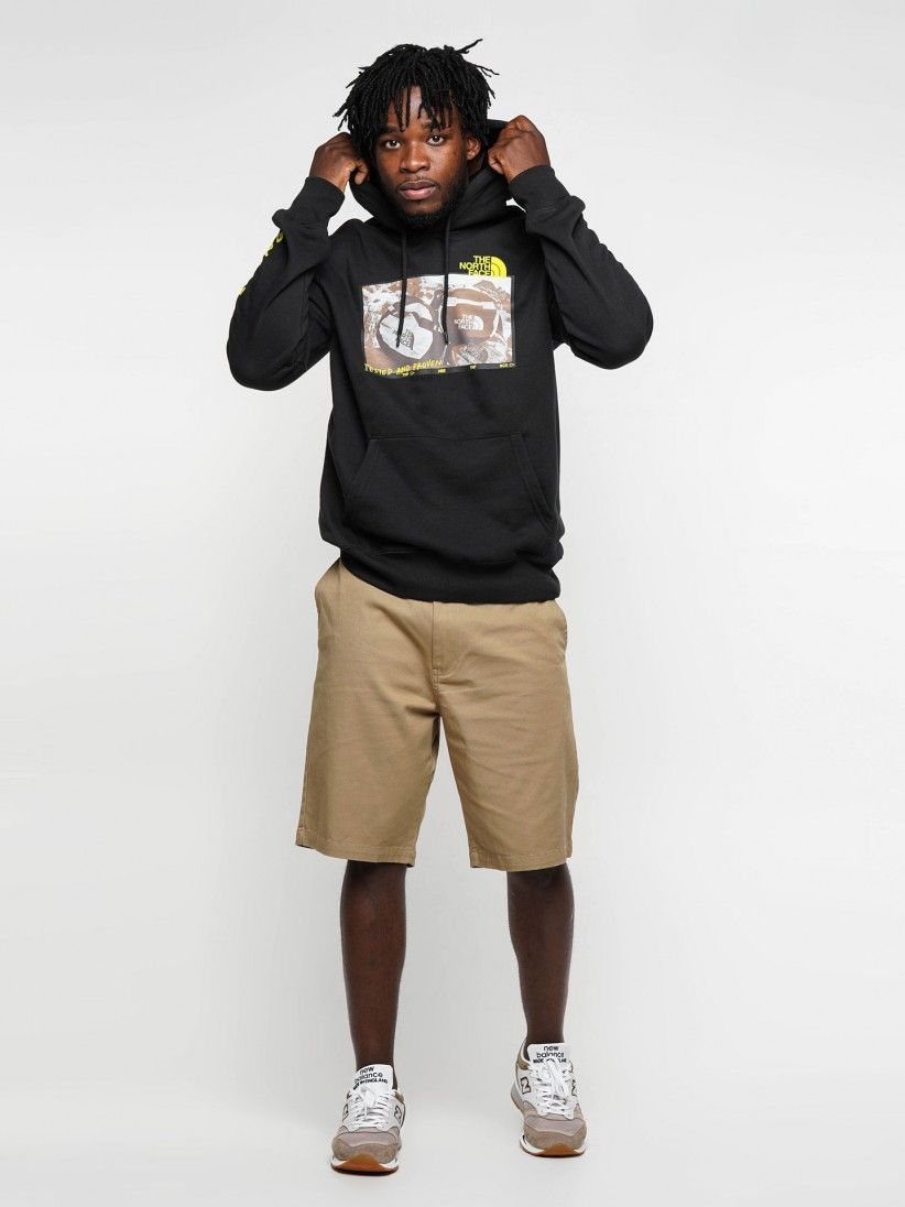 The North Face Base Fall Graphic Sweater