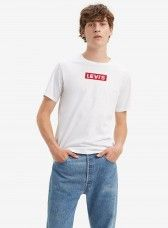 T-shirt Levis Boxtab Graphic