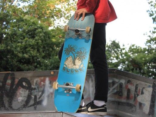 Perfect board for your skateboard