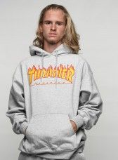 Camisola Thrasher Flame Mag