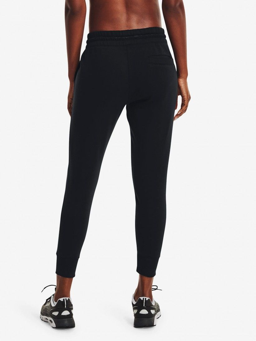 Under Armour Rival Fleece Mesh Trousers